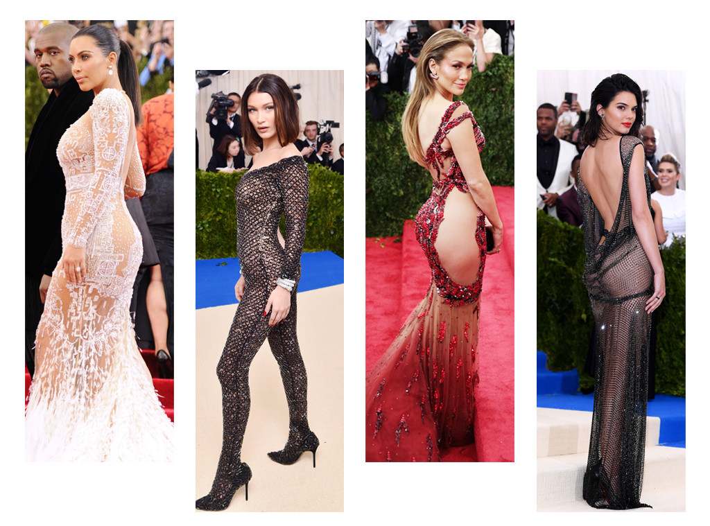 ESC: Met Gala Style Tribes, Naked