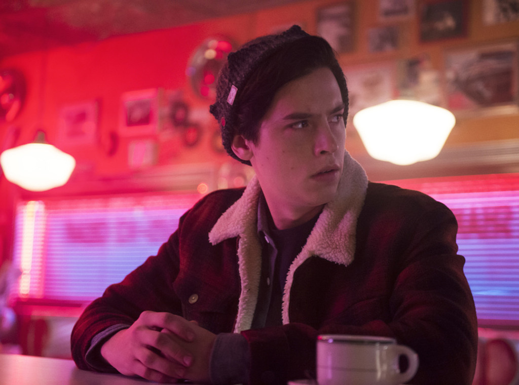 Riverdale S Black Hood Revealed Amp His Backstory Is Creepy Af E News Uk