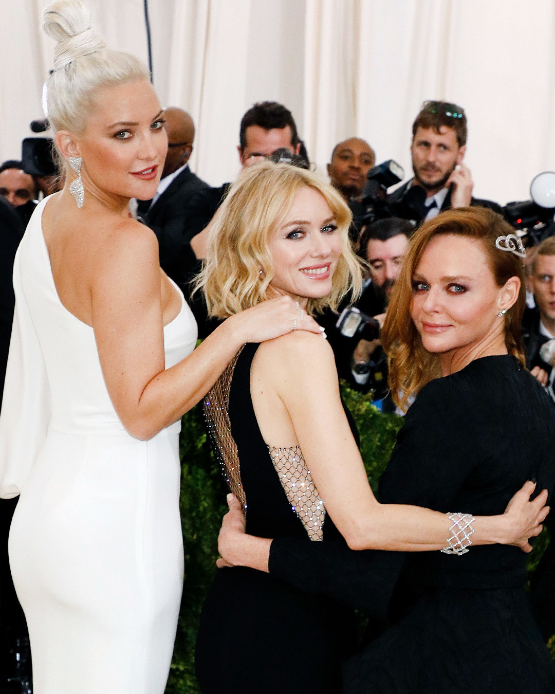 ESC: Met Gala Style Tribes, Kate Hudson, Naomi Watts, and Stella McCartney