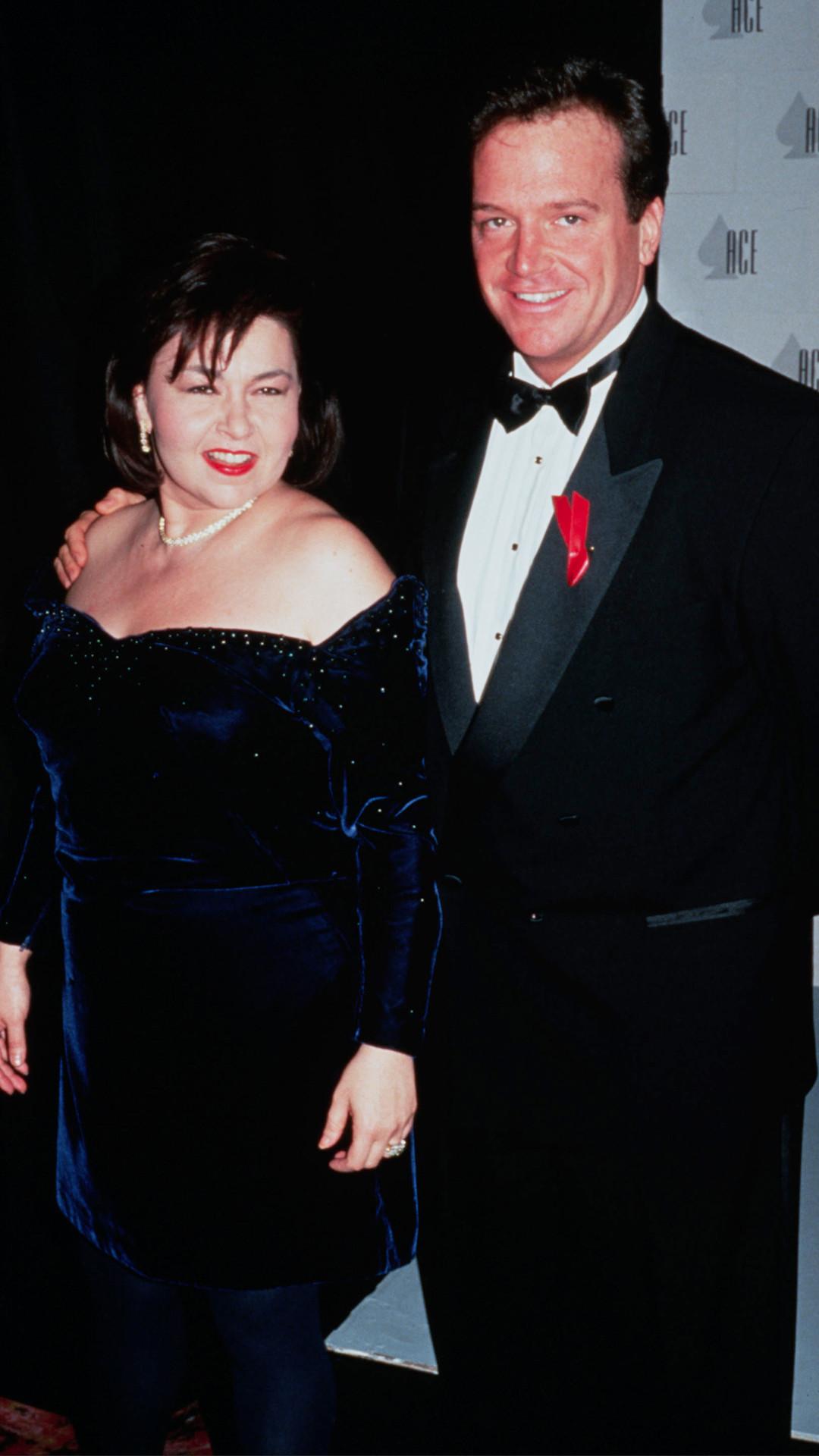Roseanne Barr, Tom Arnold
