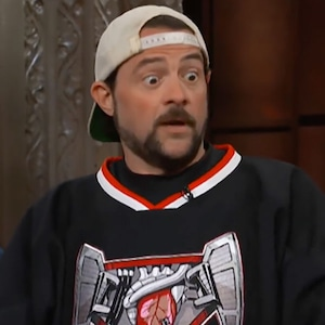 Kevin Smith, The Late Show
