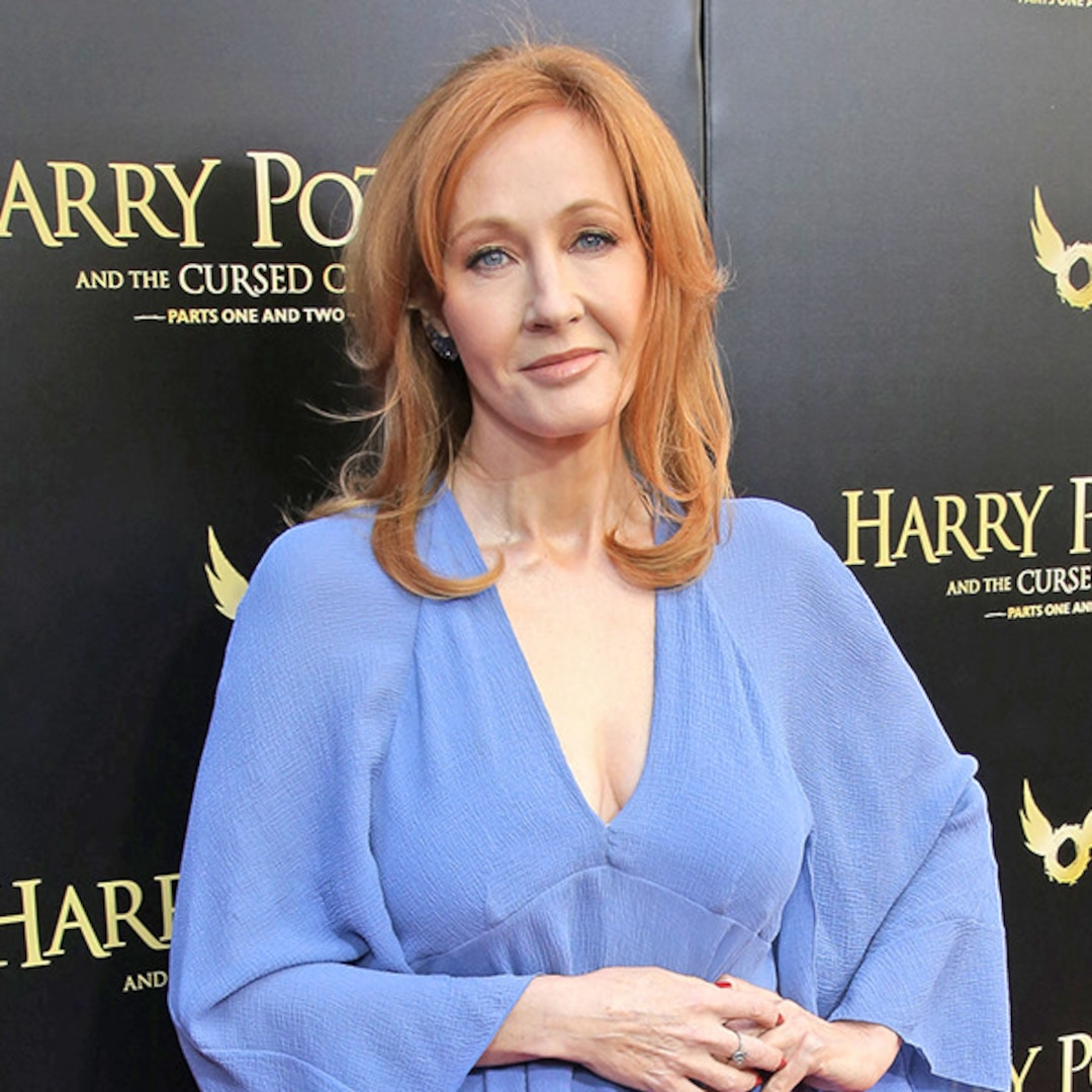 J K Rowling Receives Backlash After Latest Transgender Comments E Online