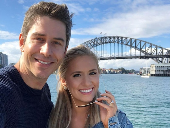 Lauren Burnham Celebrates Her Bachelorette Party With Arie Luyendyk Jr. in Las Vegas