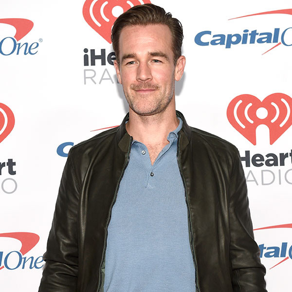 James Van Der Beek Delivers Inspiring Message to Fans With Dyslexia