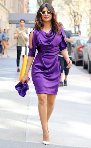 ESC: Best Dressed, Priyanka Chopra