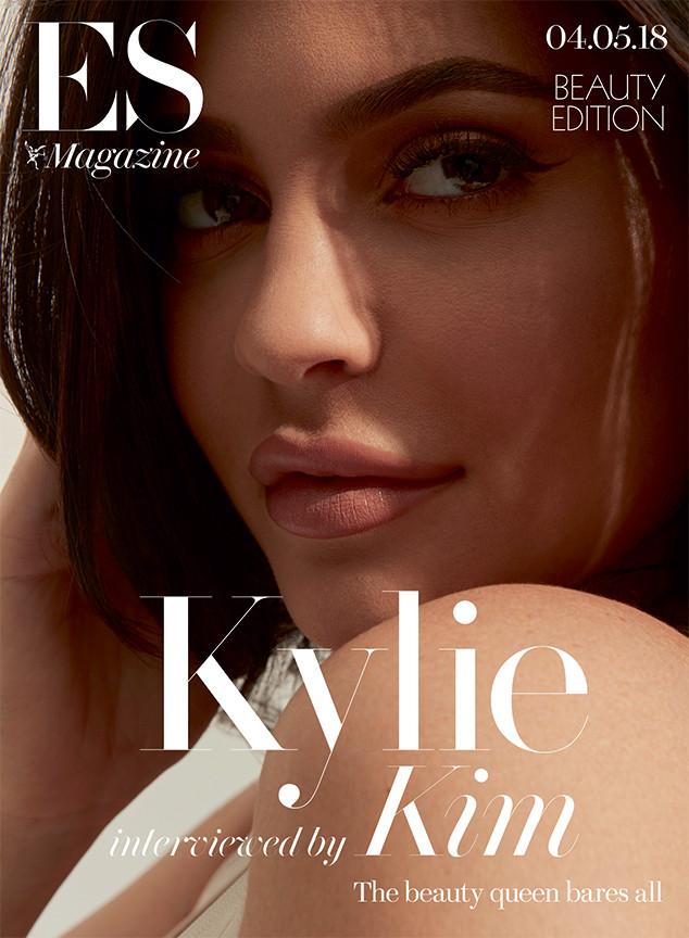 Kylie Jenner, ES Magazine