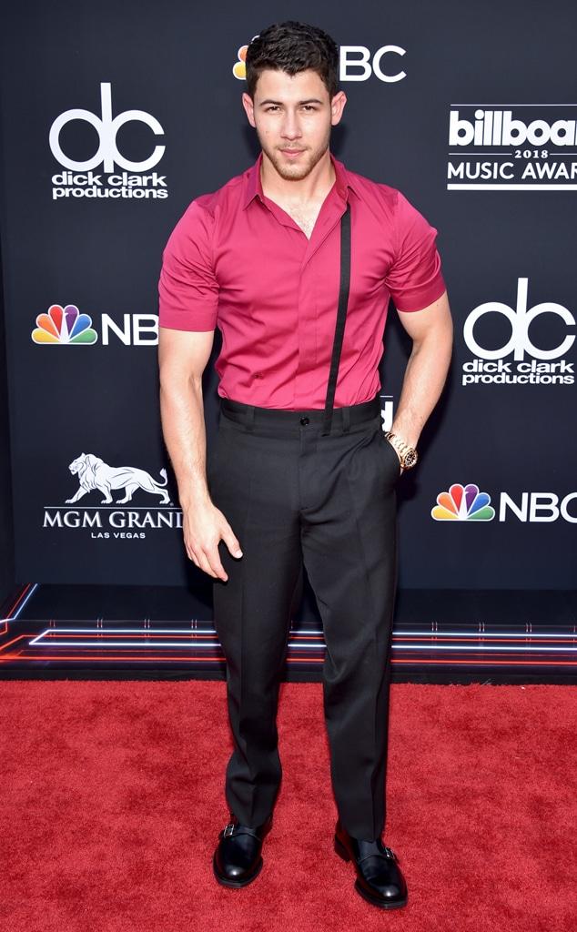 Nick Jonas, 2018 Billboard Music Awards, Best Looks