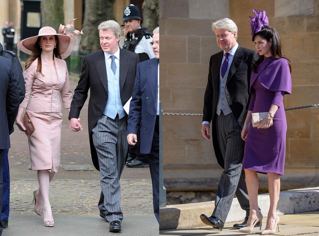 Earl Spencer, Karen Spencer, Royal Wedding, Split