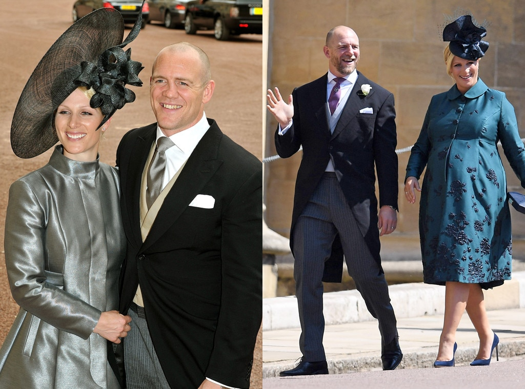 Zara Phillips, Mike Tindall, Royal Wedding, Split