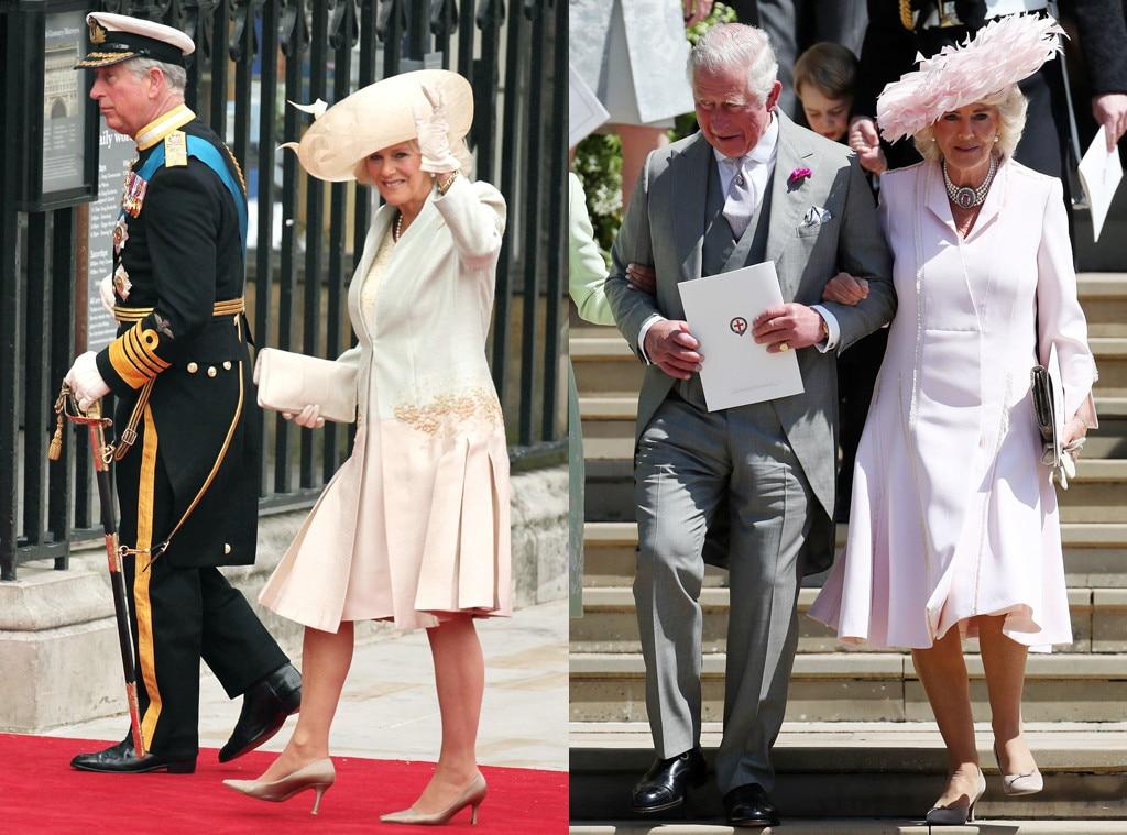 Prince Charles, Camilla, Royal Wedding, Split