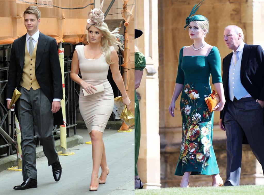 Lady Kitty Spencer, Royal Wedding, Split