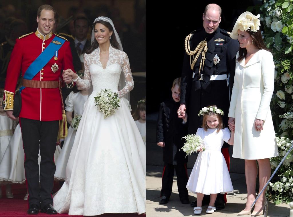 Prince William, Kate Middleton, Royal Wedding, Split