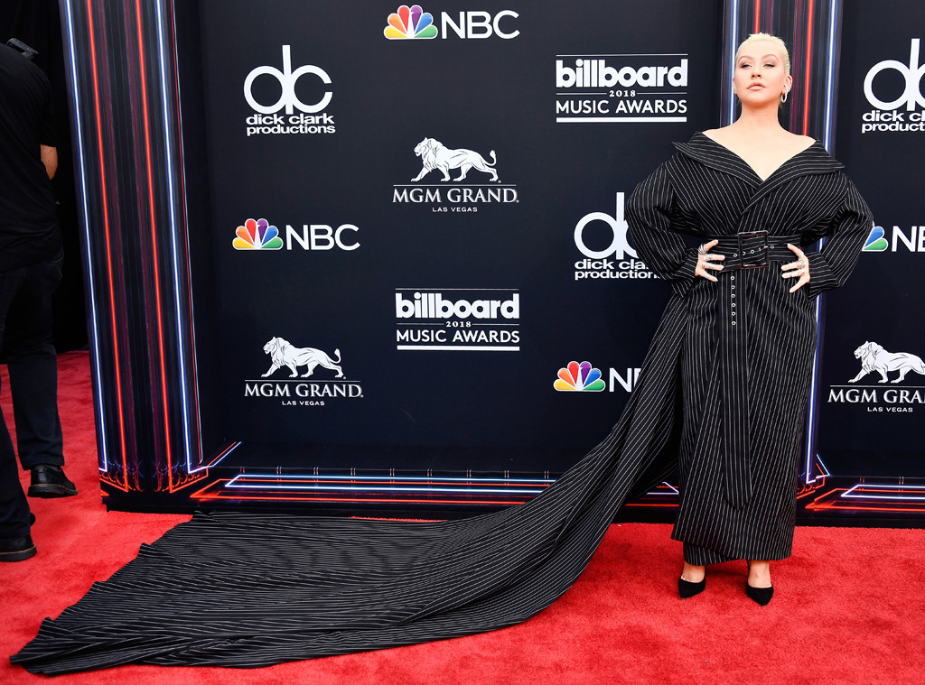 Christina Aguilera, 20 May 2018, 2018 Billboard Music Awards, Arrivals