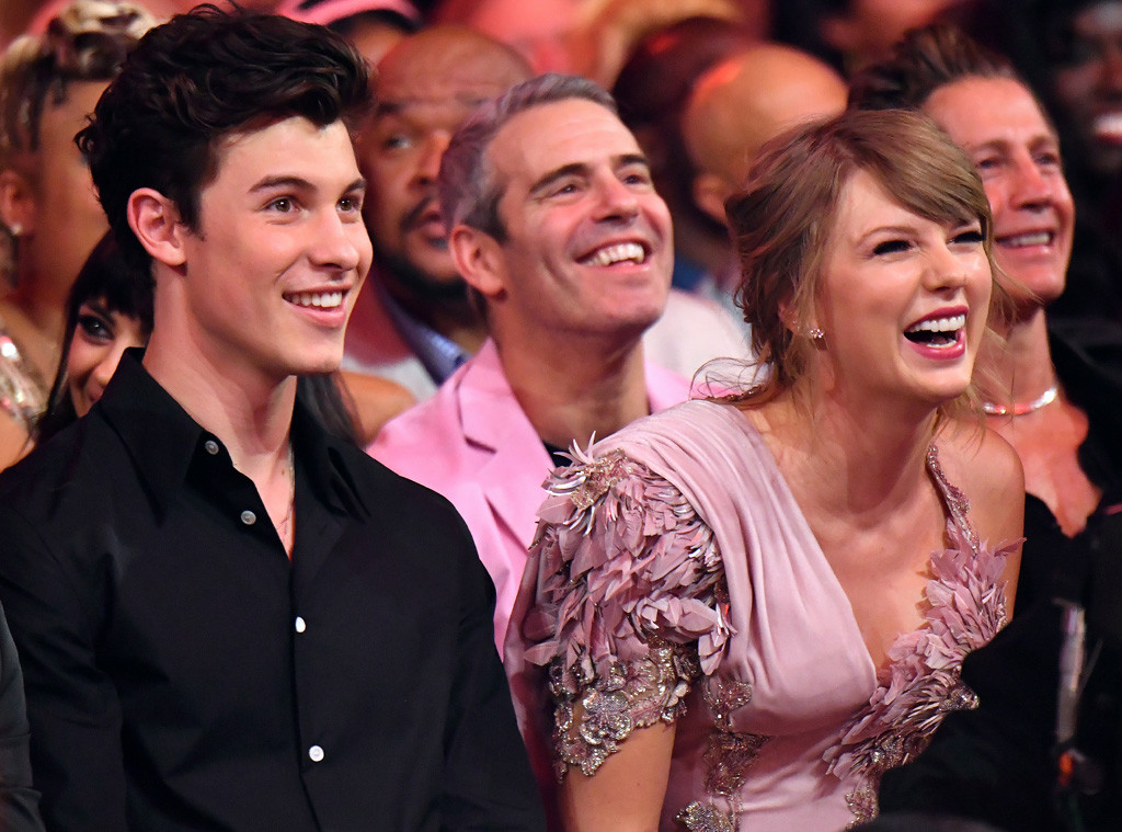 Shawn Mendes, Taylor Swift, 2018 Billboard Music Awards