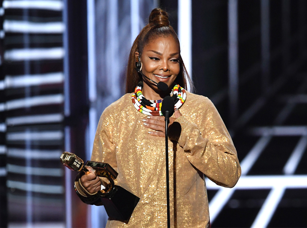 Janet Jackson, 2018 Billboard Music Awards, Icon Award, winners