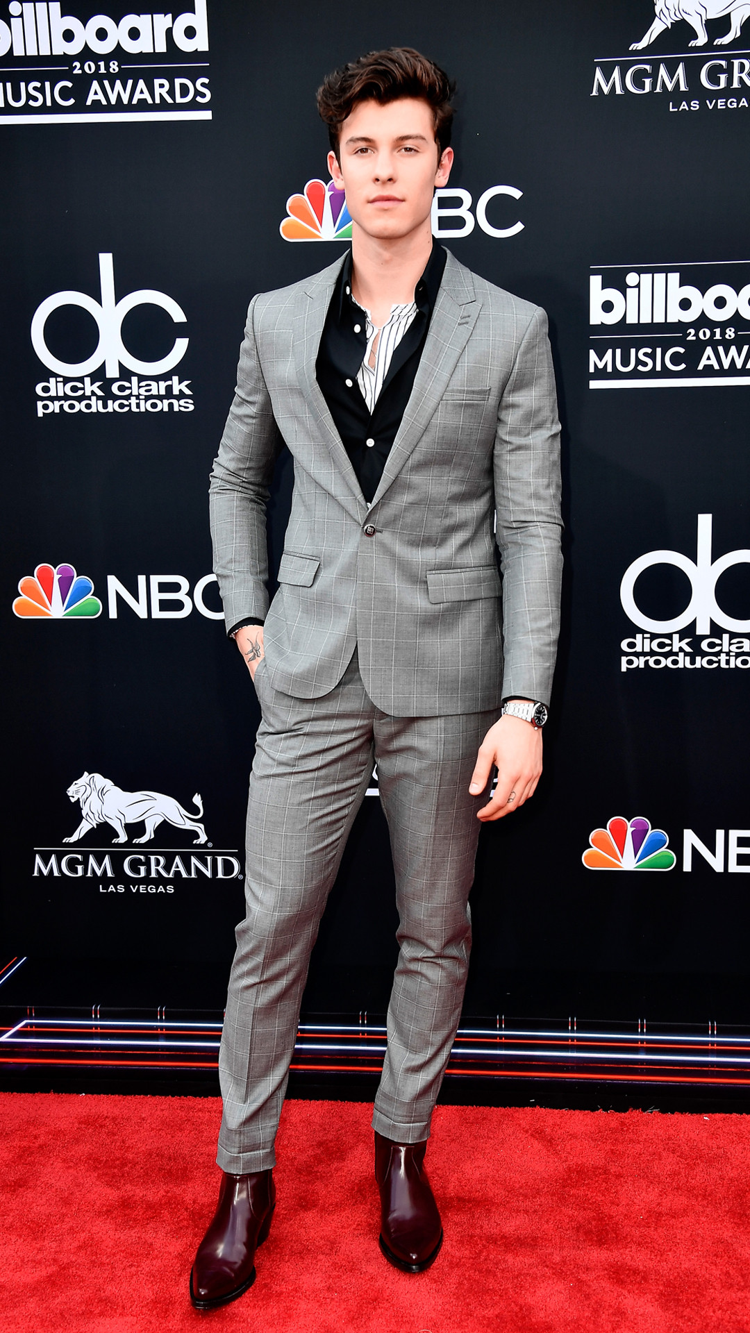 Shawn Mendes, 20 May 2018, 2018 Billboard Music Awards, Arrivals