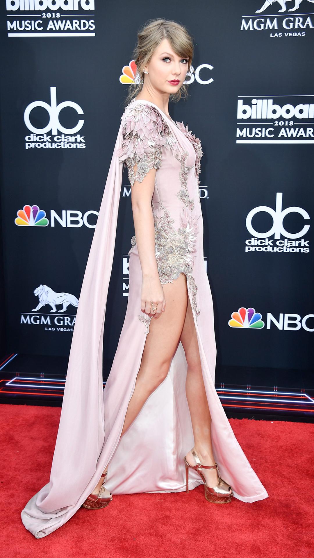 Taylor Swift, 2018 Billboard Music Awards, Arrivals