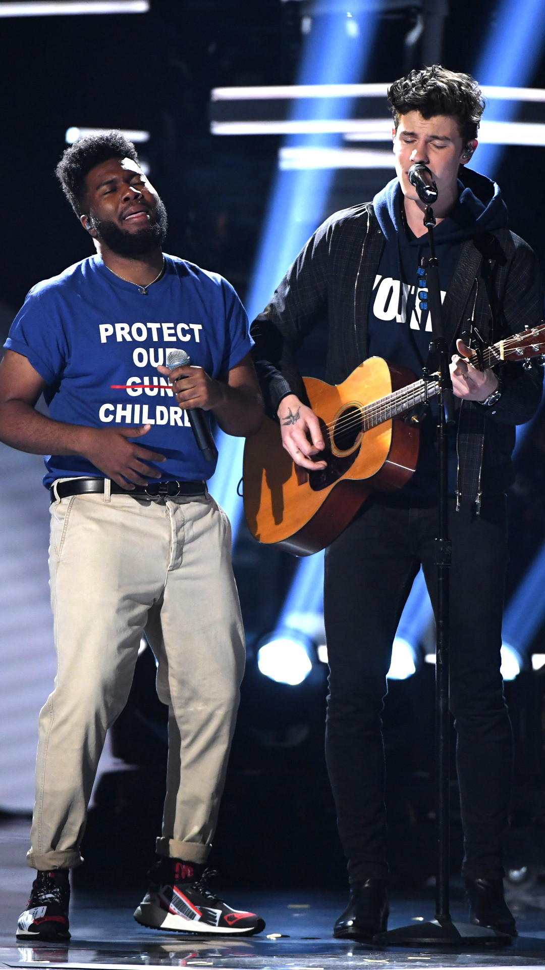 Khalid, Shawn Mendes, 2018 Billboard Music Awards