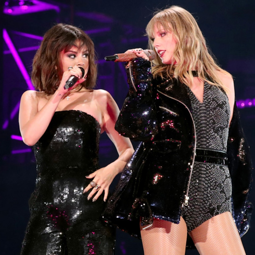 See All Of Taylor Swift S Reputation Tour Special Guests E Online Ap