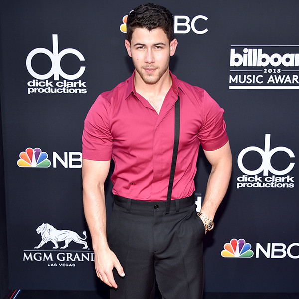 Nick Jonas, 2018 Billboard Music Awards, Arrivals