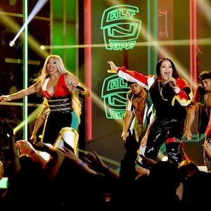 Salt-n-Pepa, 2018 Billboard Music Awards, performance