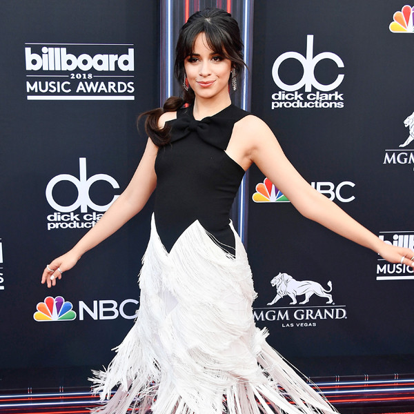 Camila Cabello and Normani Have a Sweet Reunion at the 2018 Billboard Music Awards