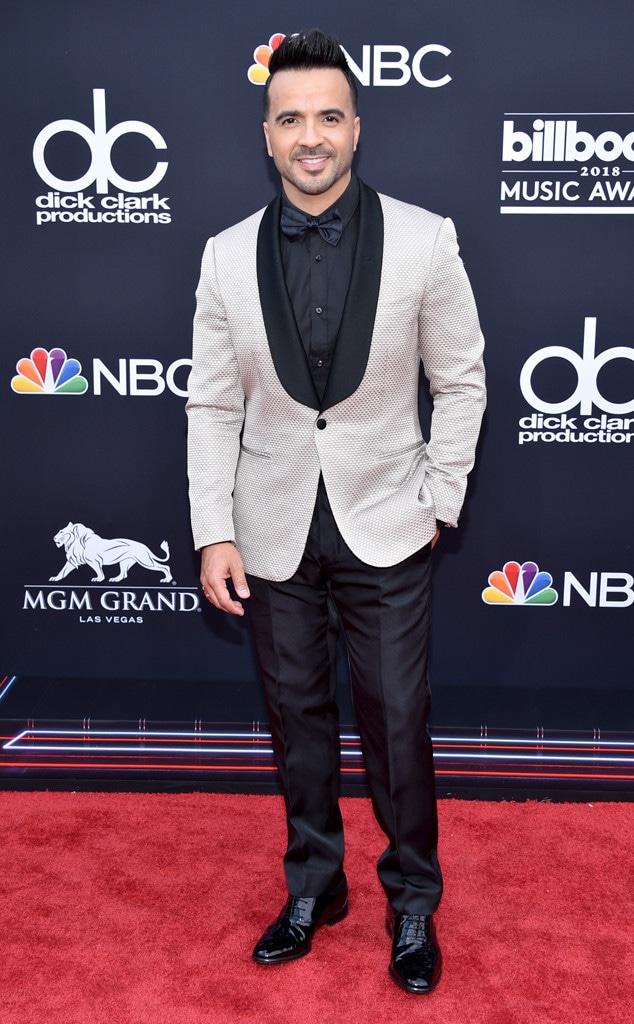Luis Fonsi, 2018 Billboard Music Awards, Arrivals
