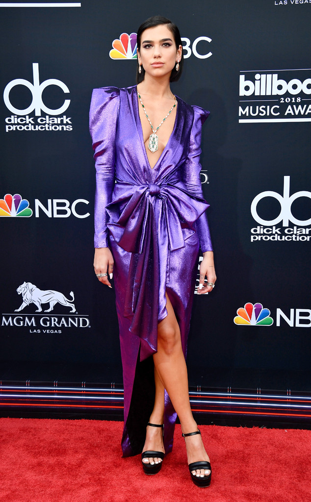 Dua Lipa, 2018 Billboard Music Awards, Arrivals