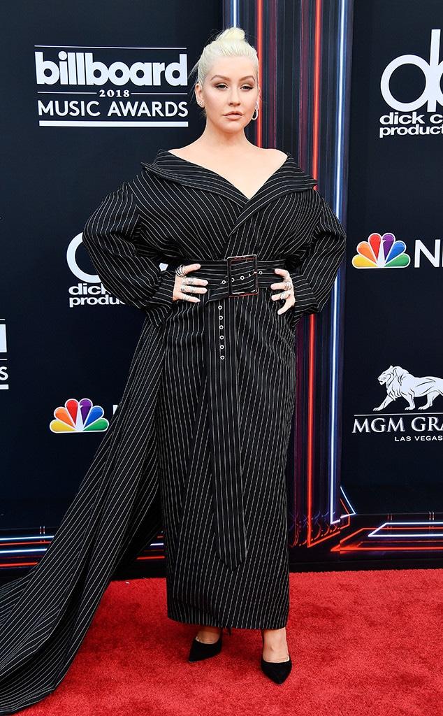 Christina Aguilera, 20 May 2018, 2018 Billboard Music Awards, Arrivals