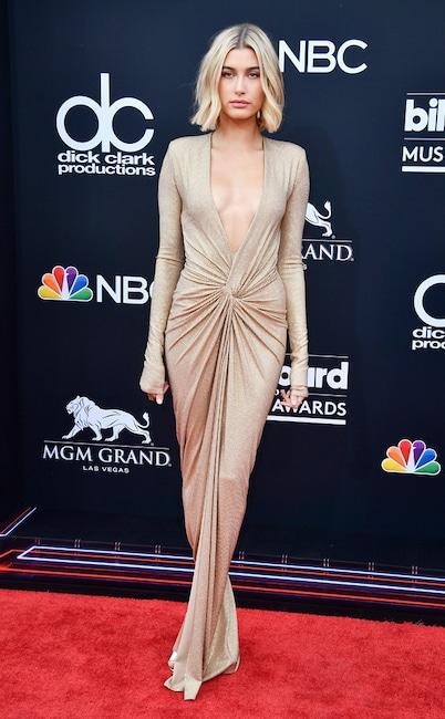 Hailey Baldwin, 2018 Billboard Music Awards, Arrivals