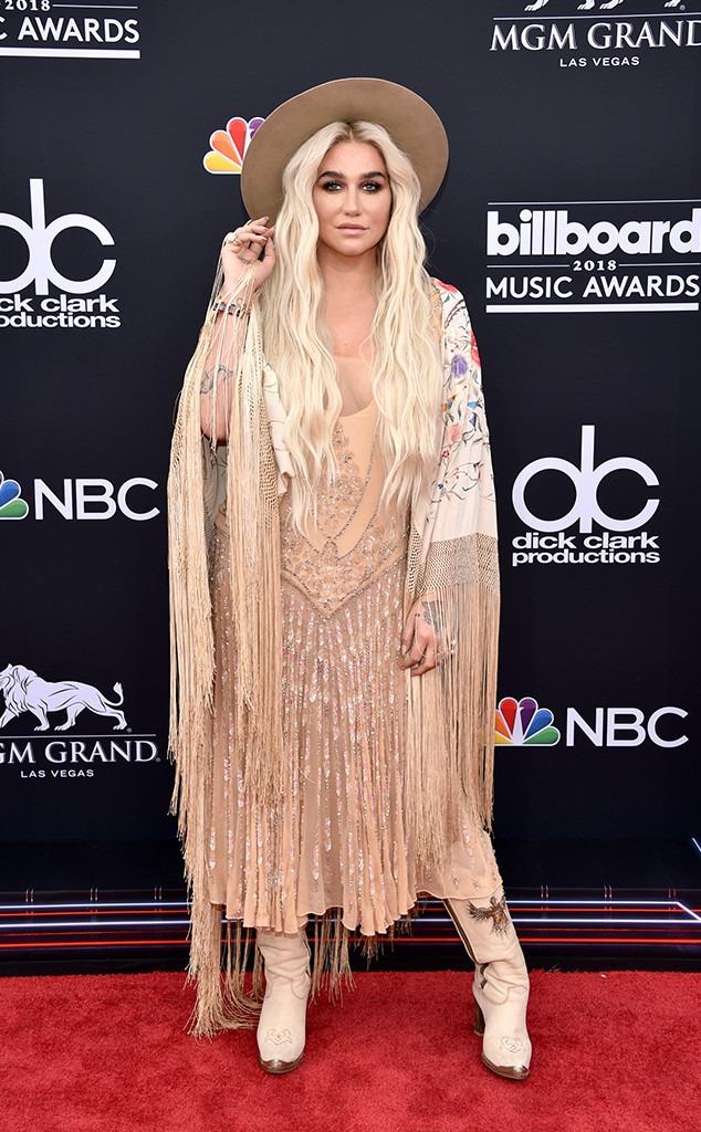 Kesha, 20 May 2018, 2018 Billboard Music Awards, Arrivals