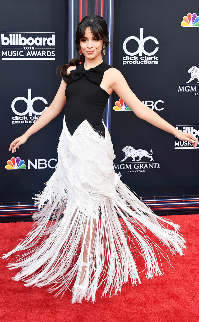 Camila Cabello, 2018 Billboard Music Awards, Arrivals