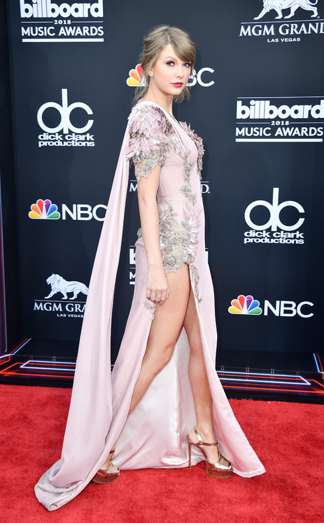 Taylor Swift, 2018 Billboard Music Awards, Arrivals