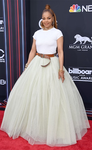 Janet Jackson, 2018 Billboard Music Awards, Arrivals