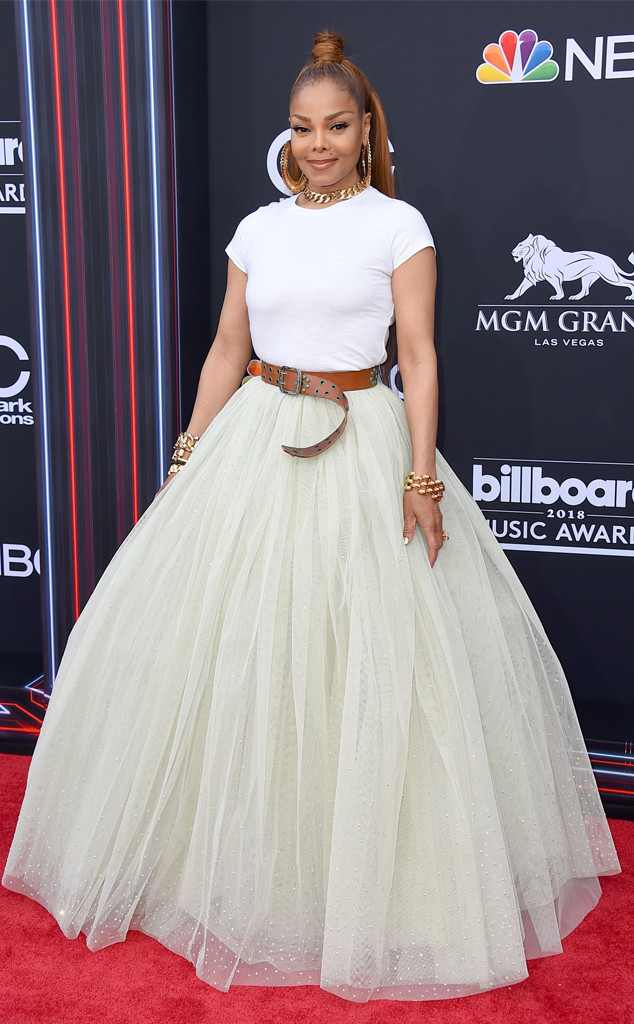 Janet Jackson, 2018 Billboard Music Awards, Arrivals