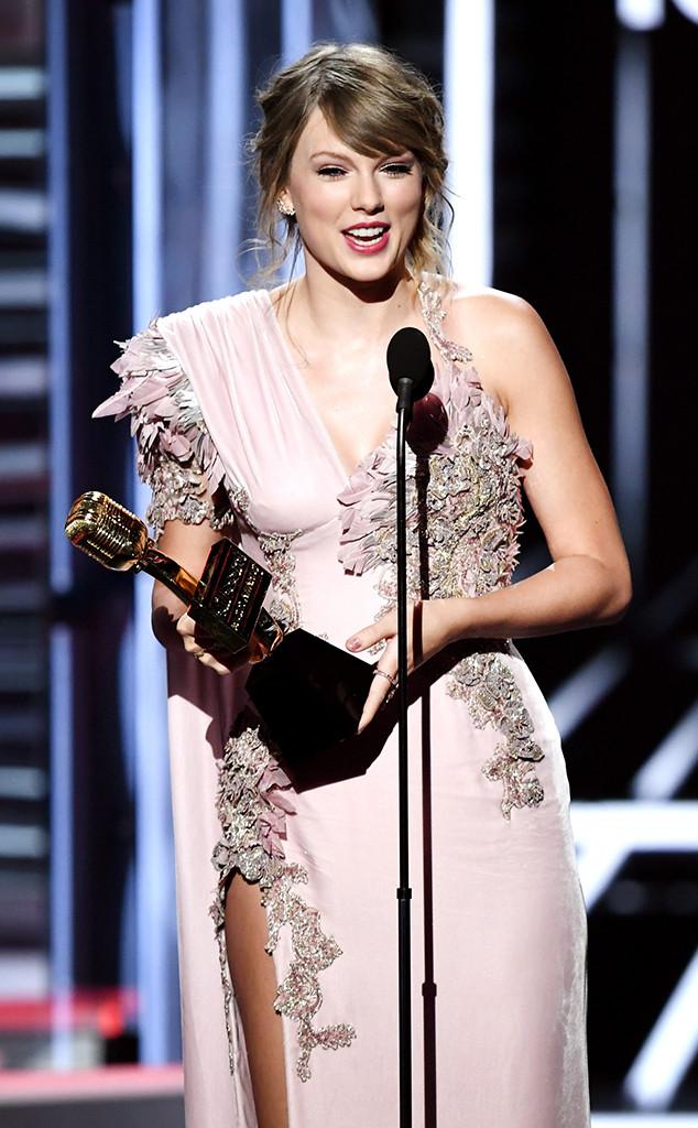 Taylor Swift, 2018 Billboard Music Awards, winners