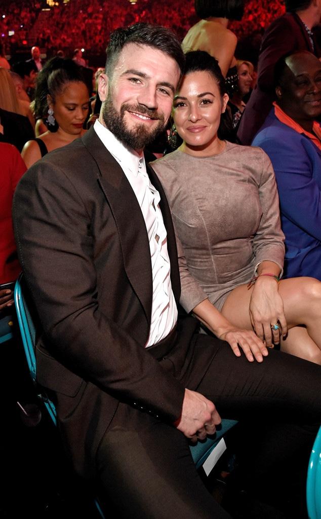 Sam Hunt, Lee Fowler, 2018 Billboard Music Awards