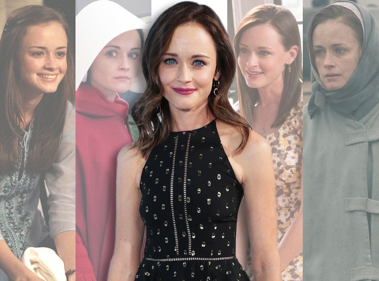 The Second Act Of Alexis Bledel How The Handmaids Tale