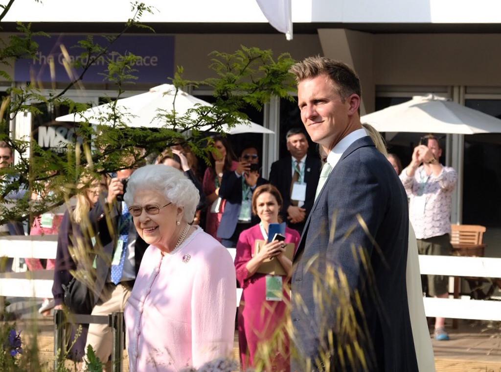Queen Elizabeth, Chelsea Flower Show