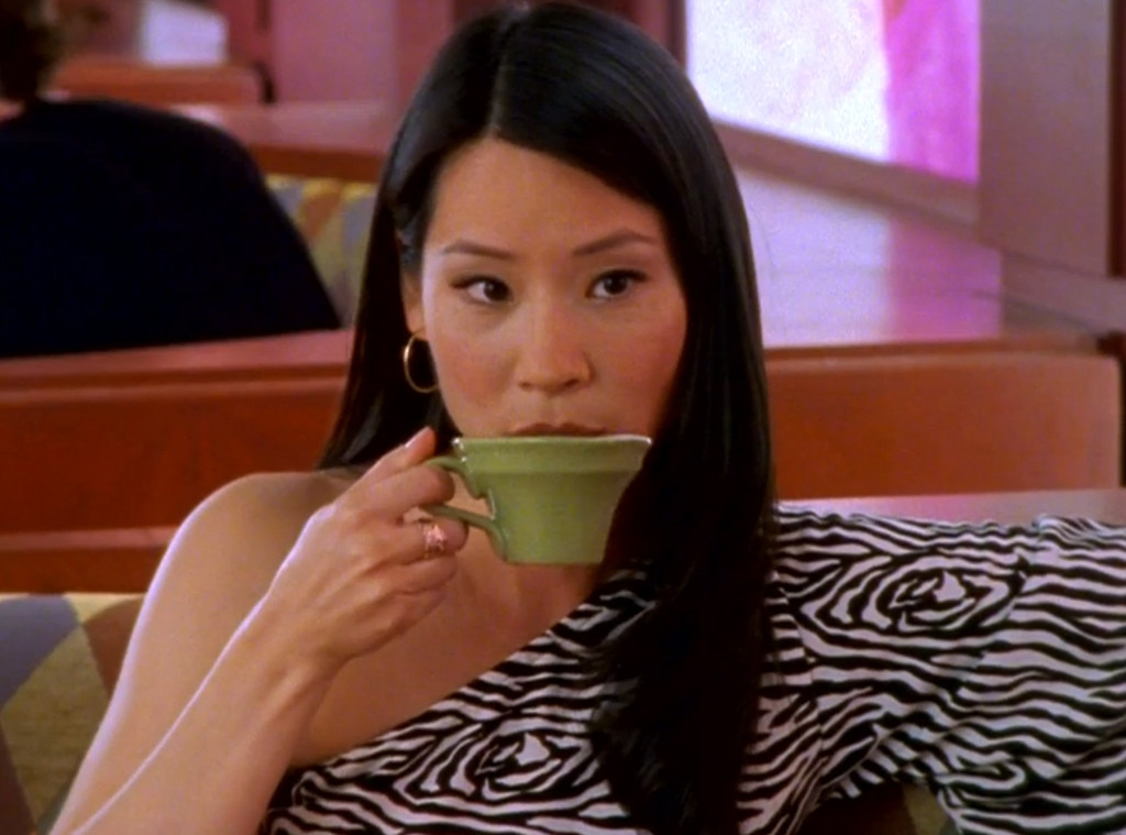 """Lucy Liu -  Samantha learns a valuable lesson in """"Coulda, Woulda, Shoulda"""" (Season 4) when she attempts tojump the waitlist for a Birkin bag by using the actress's name. Oops!"""
