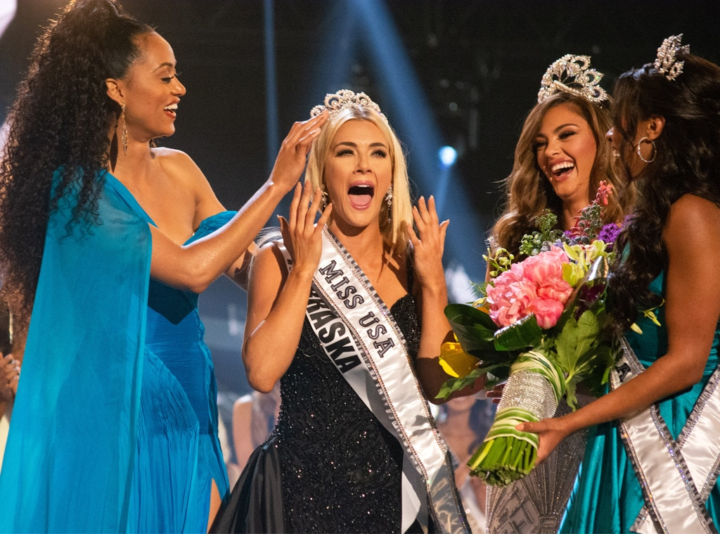 Sarah Rose Summers, Miss Nebraska, 2018 Miss USA, winner