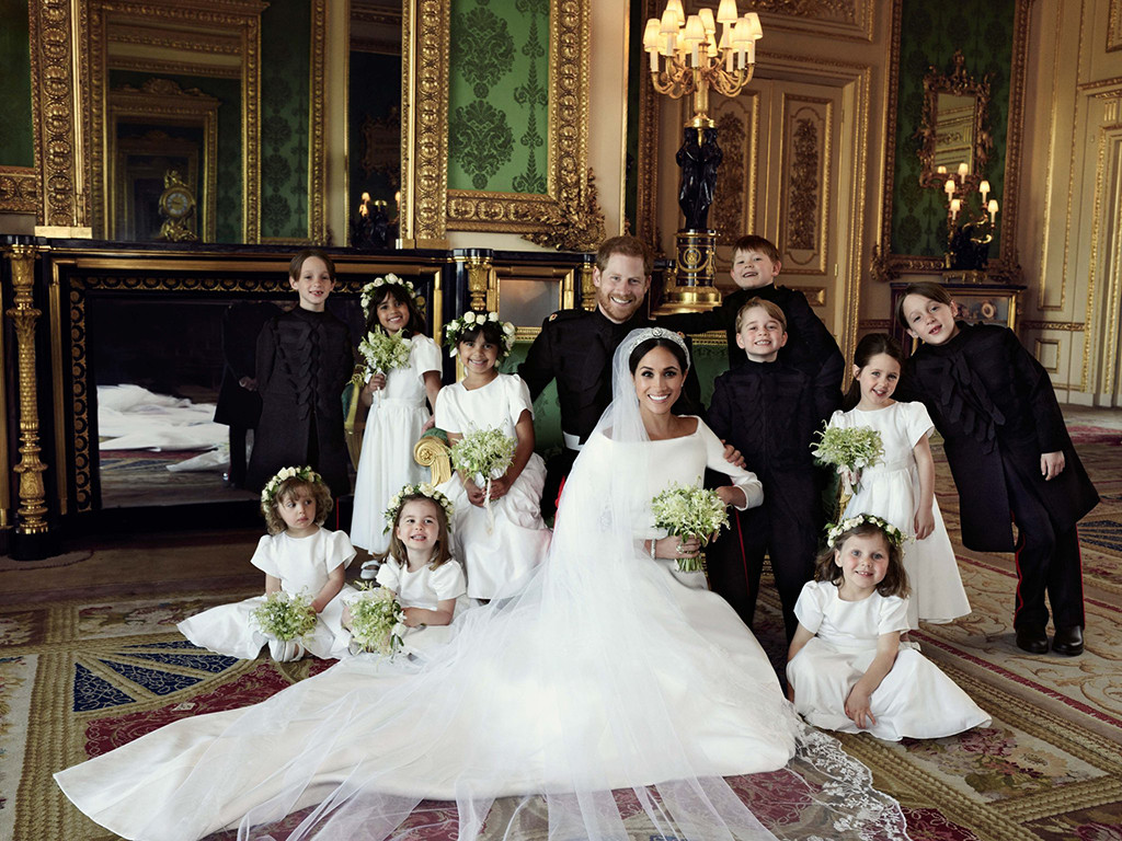 Image result for meghan and harry wedding photos