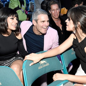 Mila Kunis, Andy Cohen, Camila Cabello, Billboard Music Awards 2018