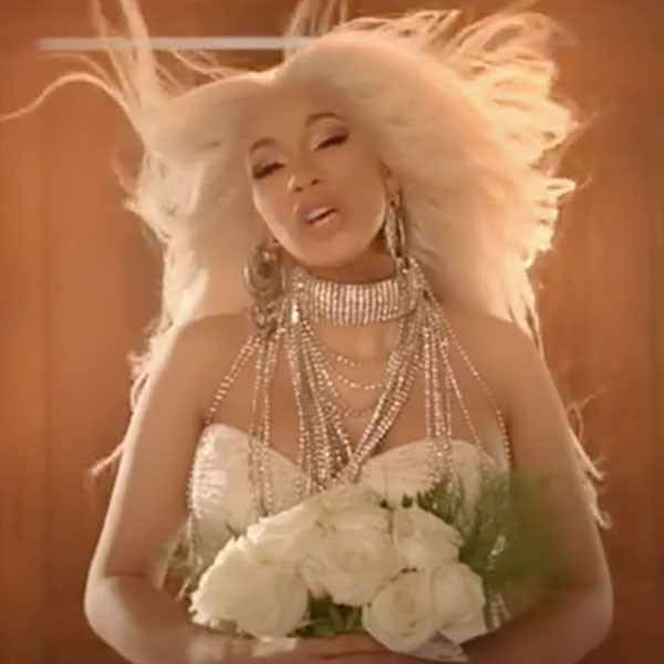 Cardi B, Music Video
