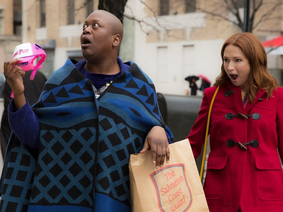 <i>Unbreakable Kimmy Schmidt</i>'s Tituss Burgess Heard About His Emmy Nomination While Going Through Airport Security