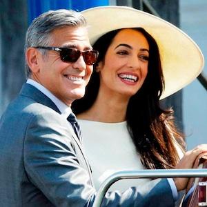 George Clooney, Amal Alamuddin, Clooney Wedding