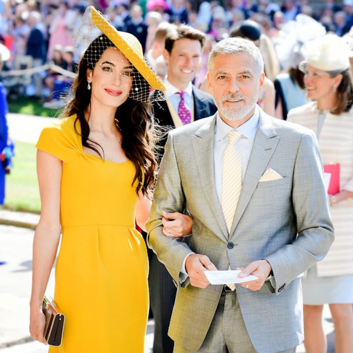 Amal Clooney Royal Wedding.Amal Clooney S Dress Was Most Searched Guest Look From Royal Wedding