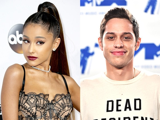 Relive Ariana Grande and Pete Davidson's Whirlwind Romance and Split 1 Year Later