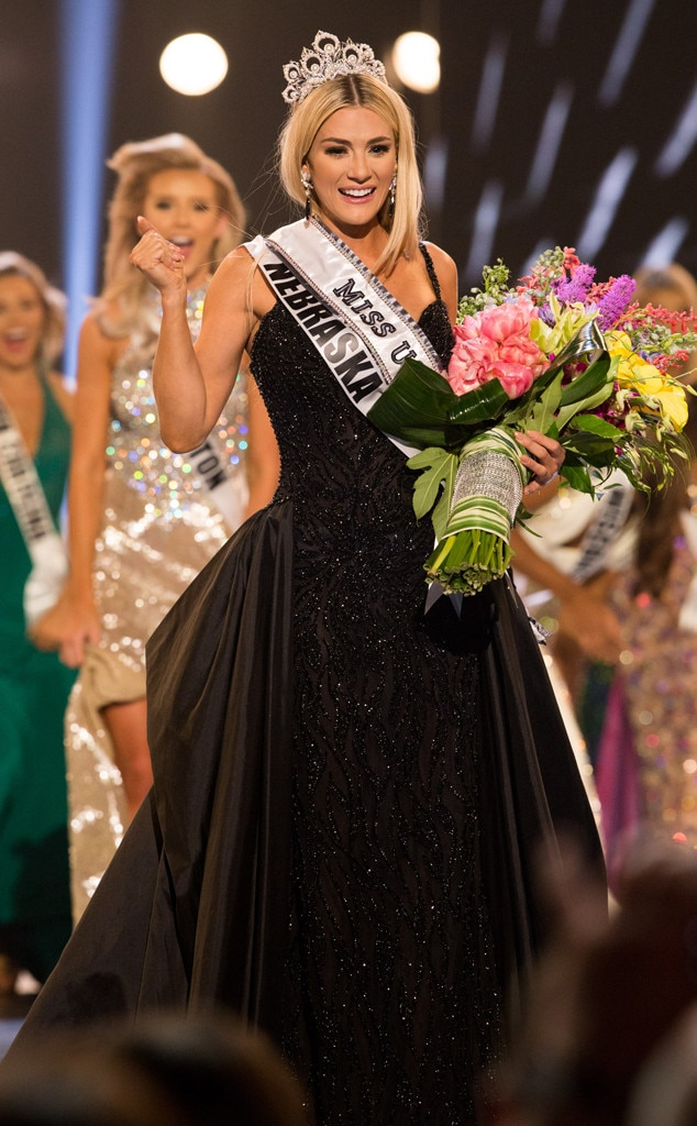 Sarah Rose Summers, Miss Nebraska, Miss USA 2018, winner