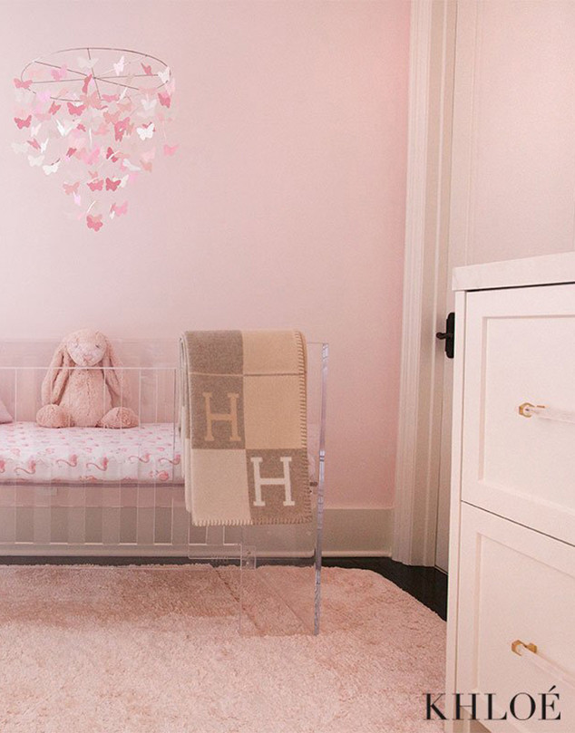 Khloe Kardashian, Nursery